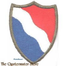 Mouwembleem Southern Defence Command (Sleeve patch South Defence Command)