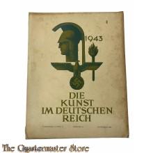 Die Kunst Im Deutschen Reich 7e jrg folge 11 Ausgabe A 1943