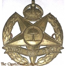 Cap badge 47th Inf Bat (The Wide Bay Regiment)