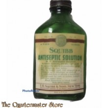 SQUIBB anti septic solution (mouthwater) stockno 25-S=12890