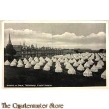 Prent briefkaart 1930 Groeten uit Breda Tentenkamp, Chasse Kazerne