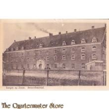 Prent briefkaart 1939 Bergen op Zoom, Groot Arsenaal