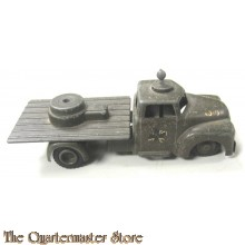 1950's Diecast Tekno Army Military Truck