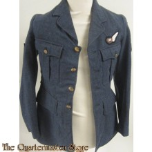 RAF officers 4 pocket tunic for a QuarterMaster