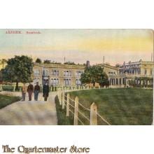 Prent briefkaart 1910 Arnhem, Bronbeek