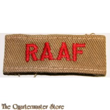 Slip on Royal Australian Air Force R.A.A.F. (summer)