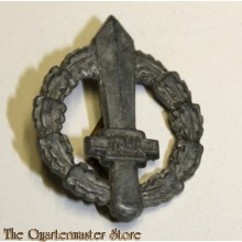 Collar badge faschist soldier ITALIA