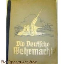 Die Deutsche Wehrmacht 1938 Laufbahnen, Rangabzeichen Dienstgrade Waffenfarben Aufbau und Gliederung