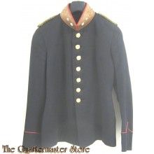 Tuniek met broek, luitenant-kolonel artillerie, gekleede tenue of gala pre 1940 (Dress uniform Lt Kol Artillery pre 1940)