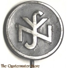NSV Mitglied Aufstecknadel (National Socialist People's Welfare Organization Membership Stickpin)