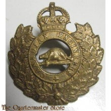 Cap badge Canadian Engineers
