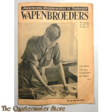 Wapenbroeders no 16  Ned Strijdkrachten in Indonesie 4ejrg 21 juli 49