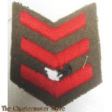 Service chevrons 3 years