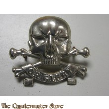 Cap badge  17th Lancers (Duke of Cambridge's Own)