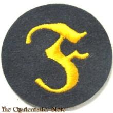 Tätigkeitsabzeichen WH  Feuerwerker  (Feuerwerker Trade- & Special career insignia)