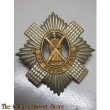 Cap badge The Royal Scots
