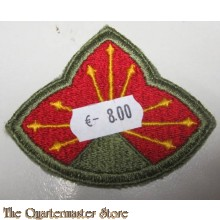 Mouwembleem US Army AAA Cmd Eastern (Sleeve badge AAA Cmd Eastern)
