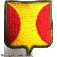Mouwembleem WII US Army Panama Canal Dept. (Sleeve badge US Army Panama Canal Dept. )