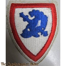 Mouwembleem US Military Academy (Sleeve badge US Military Academy)