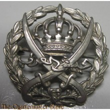 Cap badge Arab Legion  the regular army of Transjordan 1920-1956