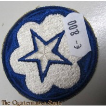 WW II ASF Training Center Units Patch