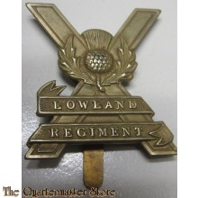 Lowland regiment