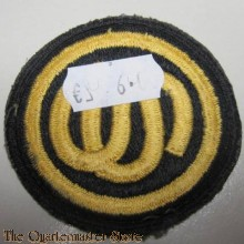 Mouwembleem US Army Officers Candidate School OCS (Sleeve badge US Army Officers Candidate School OCS)