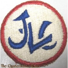Mouwembleem US Japanese Logistic Command  (Sleeve badge US Army japanese Log Cmd )