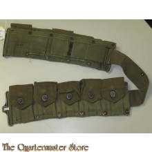 Cartridge belt M1923 Garand/M1 1945 (Munitie koppel Garand M1)