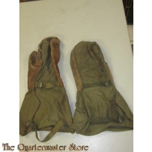 Air Force USAF Horsehide Leather Flight  Gloves Type A-12