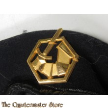 Beret with badge French armoured