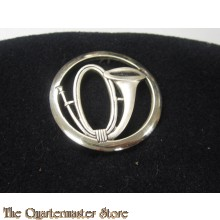 Beret with badge The Chasseurs Alpins (Alpine Hunters)