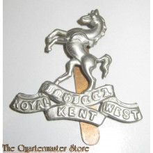 Cap Badge Royal West Kent  Queens Own (Royal West Kent Regiment) RWK