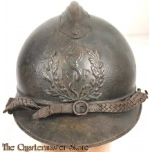 French Medic helmet for officers M1915 (Casque Adrian)