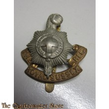 Cap badge The Royal Sussex Regiment