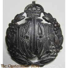 Cap badge Royal Australian Air Force WW2
