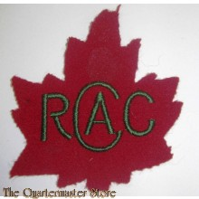Sleeve badge Royal Canadian Army Cadets WW2