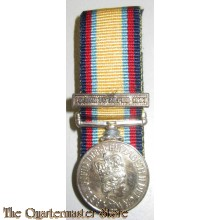 Medal for the GULF WAR -BAR - 16 JAN TO 28 FEB 1991