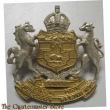 Cap badge Kings own Calgary Regiment