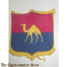 G.H.Q Middle East Overseas Forces Cloth Formation Badge