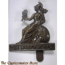 Cap badge The Norfolk Regiment