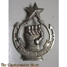 Cap badge Indian Armoured Corps