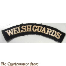 Welsh Guards shoulder title