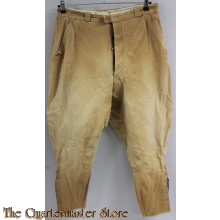 French WW2 cotton breeches