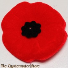The remembrance poppy