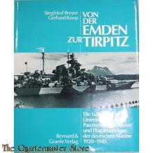 Von der Emden zur Tirpitz