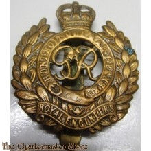 Cap badge Royal Engineers (RE)