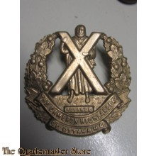 Cap badge The Cameron Highlanders of Ottawa (Duke of Edinburgh's Own)