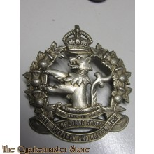 Cap badge The Lorne Scots (Peel, Dufferin and Halton Regiment),  4th Canadian Division