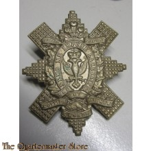 Cap badge Lanark and Renfrew Scottish Regiment of Canada